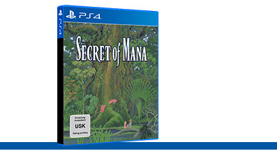 Secret of Mana Remake bei Gameware kaufen!