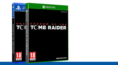 Shadow of the Tomb Raider bei Gameware kaufen!