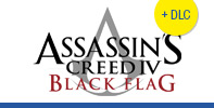 Assassins Creed Black Flag uncut PEGI g�nstig bei Gameware kaufen!