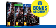 Lords of the Fallen uncut AT-PEGI g�nstig bei Gameware kaufen!