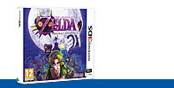 The Legend of Zelda: Majoras Mask 3D g�nstig bei Gameware kaufen!