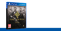 The Order 1886 uncut g�nstig bei Gameware kaufen!