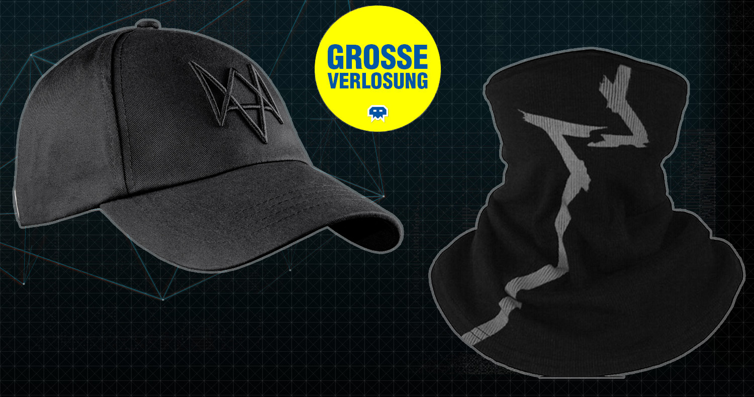 Verlosung unter allen Bestellern der Watch Dogs AT-PEGI Special Editionen