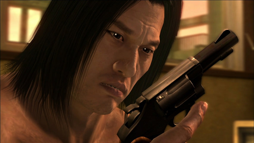 The almighty Handgun Yakuza_4_3
