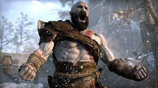 God of War (2018): Kratos Screenshots