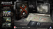 Assassin's Creed Syndicate Rooks Edition  uncut PEGI AT-Version Inhalte