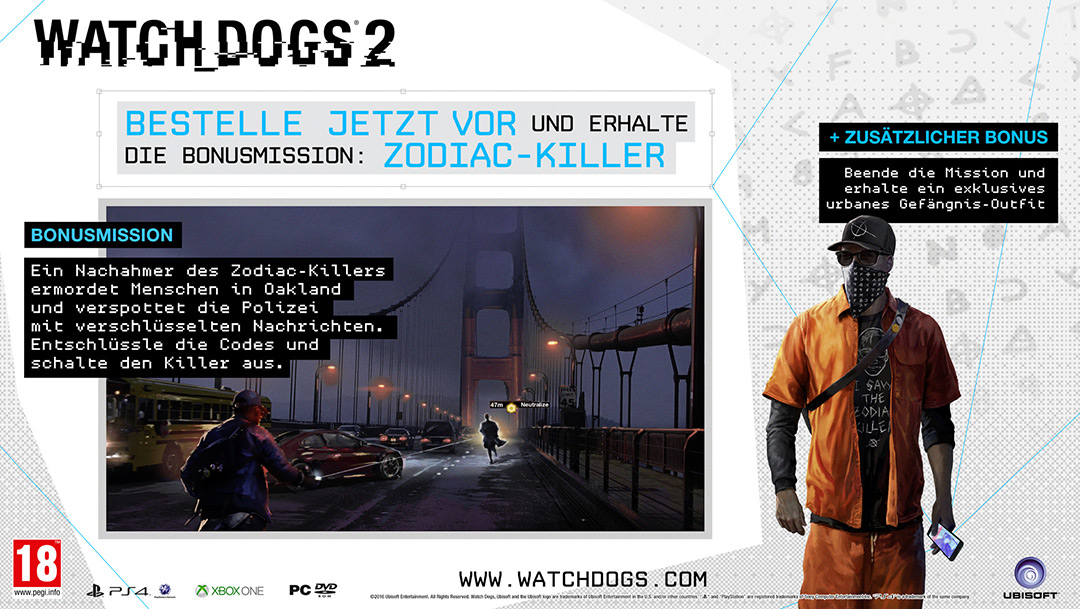 Watch Dogs  No Code For Punk Rock