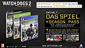 Watch Dogs 2 Special Edition uncut PEGI AT-Version Inhalte