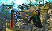 Lego Ninjago Movie Videogame Screenshots