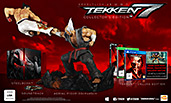 Tekken 7 Collectors Edition Inhalte