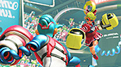 ARMS Screenshots