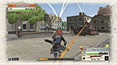Valkyria Chronicles Screenshots