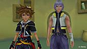 Kingdom Hearts HD 2.8 Final Chapter Prologue Screenshots