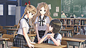 Blue Reflection Screenshots