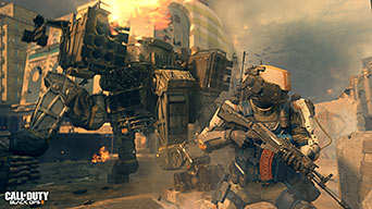 Call of Duty: Black Ops 3 - Ramses Station: Into the Tank