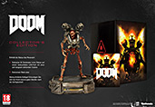 Doom 4 Collectors Edition AT-PEGI Inhalte