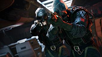 CRainbow Six: Siege - No Fly Zone