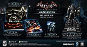 Hol' dir jetzt die streng limitierte Batman: Arkham Knight Limited Edition bei gameware.at. Garantiert unzensiert, versandkostenfrei und mit gratis Schnellversand!