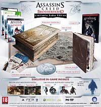 Assassins Creed: Brotherhood Limited Codex Edition uncut PEGI