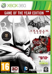 Batman: Arkham City Game of the Year PEGI uncut bei Gameware kaufen