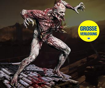Verlosung von streng limitierten Zombie-Figuren zu Dying Light�