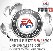 FIFA 13 PEGI uncut bei Gameware kaufen