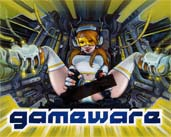 Gameware Spacebabe Poster A1 Hochglanz