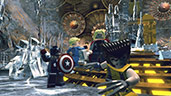 LEGO Marvel Super Heroes World Bilder