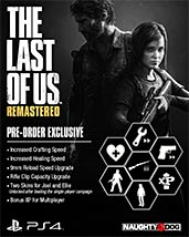 The Last of Us Remastered mit Day 1 Edition Inhalten uncut und g�nstig bei gameware.at kaufen