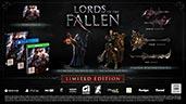Bestelle Lords of the Fallen als uncut Limited Edition bei gameware.at vor und erhalte viele Zusatzinhalte als Bonus