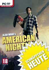 Alan Wake American Nightmare Addon uncut bei Gameware kaufen