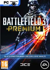 Battlefield 3: Premium Service (AT-Version) g�nstig bei Gameware vorbestellen