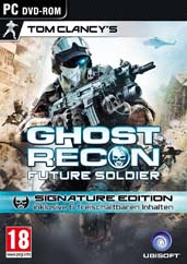 Ghost Recon Future Soldier Signature Edition (AT-Version) g�nstig und unzensiert bei Gameware kaufen