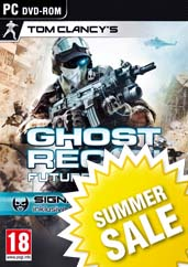 Tom Clancy's Ghost Recon Future Soldier uncut f�r Xbox 360, PS3 und PC bei Gameware kaufen