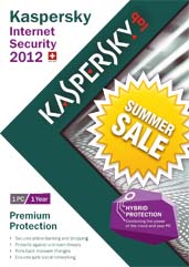 Kaspersky Internet Security 2012 fr PC bei Gameware kaufen