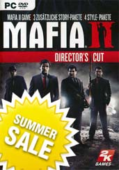 Mafia 2 Directors Cut (AT-Version) uncut bei Gameware kaufen
