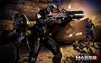 Mass Effect 3 uncut PEGI AT-Version garantiert unzensiert und gnstig bei Gameware kaufen