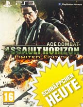Ace Combat: Assault Horizon Limited Edition PS3 uncut bei Gameware kaufen