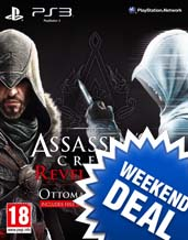 Assassins Creed: Revelations Osmanische Edition uncut f�r PS3 und Xbox 360 bei Gameware kaufen