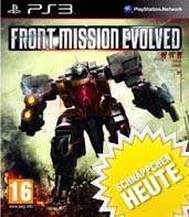 Front Mission Evolved PS3 uncut bei Gameware kaufen