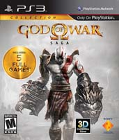 God of War Saga uncut bei Gameware kaufen