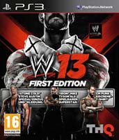 WWE 13 First Edition uncut bei Gameware kaufen