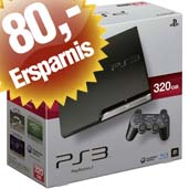 PlayStation 3 320 GB bei Gameware kaufen