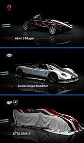 Project Cars AT-PEGI vorbestellen und den DLC Modifiziertes Fahrzeug Pack als Bonus abräumen