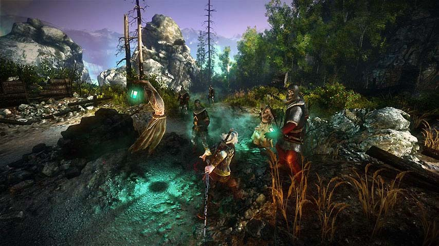 The Witcher 2: Assassins of Kings gnstig bei Gameware kaufen