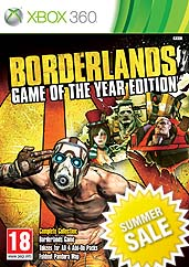 Borderlands Game of the Year Edition Xbox 360 uncut bei Gameware kaufen