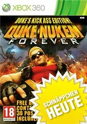 Duke Nukem Forever Kick Ass Edition uncut bei Gameware kaufen