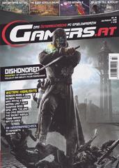 Alle in der Gamers.at Ausgabe Juli/August 2012 getesteten Spiele günstig und garantiert unzensiert bei Gameware kaufen