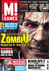 Alle in der M! Games Ausgabe 09/12 getesteten Spiele günstig und garantiert unzensiert bei Gameware kaufen