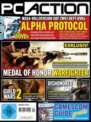 Alle in der PC Action Ausgabe 09/12 getesteten Spiele günstig und garantiert unzensiert bei Gameware kaufen